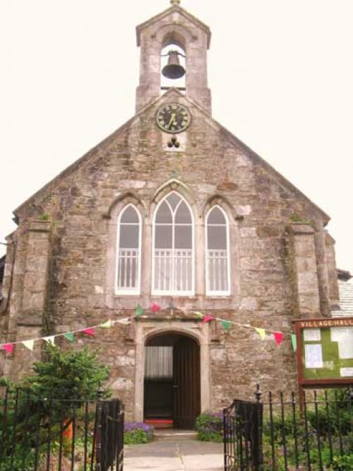 The Village Hall [right]